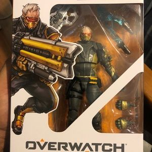 Over watch Soldier 76 Action Figure